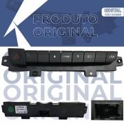 Botão Central Painel Fiat Strada 2015 100203765