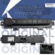 Botão Pisca Alerta Desembaçador Mode Fiat Idea Palio 100203782