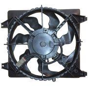 VENTOINHA ELETROVENTILADOR HYUNDAI SANTA FÉ 2.4L V6 01/06 KLAUS DRIFT