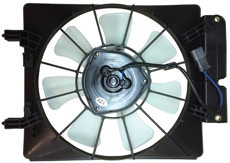 VENTOINHA CONDENSADOR HONDA CR-V 2.4 16V 02/06 KLAUS DRIFT