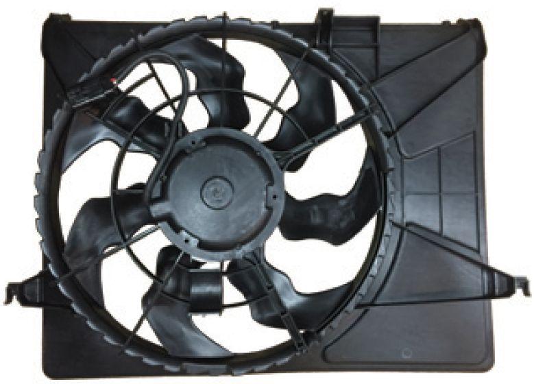 VENTOINHA ELETROVENTILADOR HYUNDAI AZERA 3.3 V6 07/11 KLAUS DRIFT