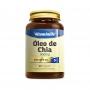 Óleo de Chia  60 Cápsulas  Vitamin Life