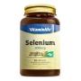 Selenium 200 Mcg  60 Cápsulas  Vitamin Life