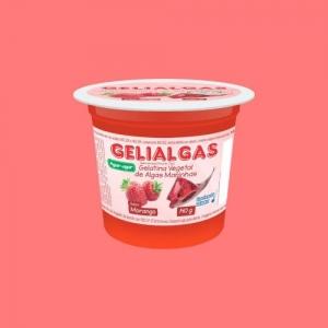 Sobremesa Morango 140g Gelialgas