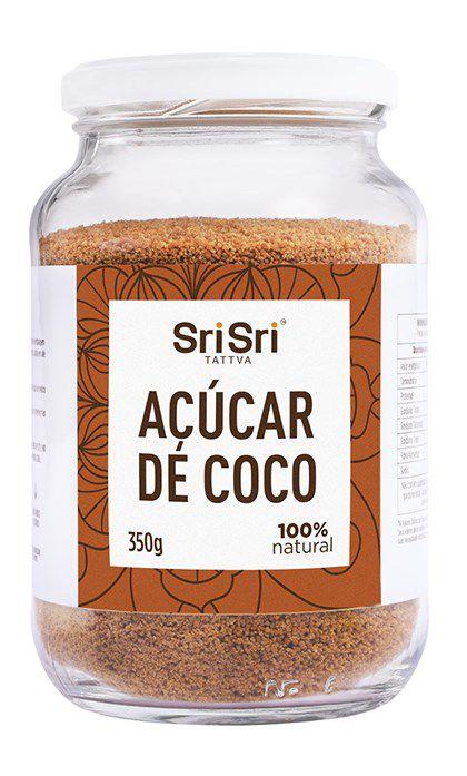 Açúcar de Côco 350g Sri Sri