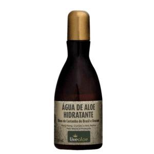 Água Hidratante 240mL Live Aloe