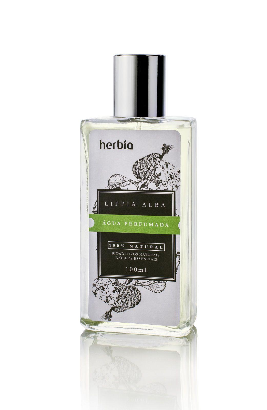 Água Perfumada Lippia Alba 100mL Herbia