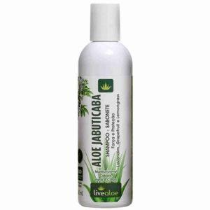 Aloe Jabuticaba Shampoo Sabonete 240mL Live Aloe