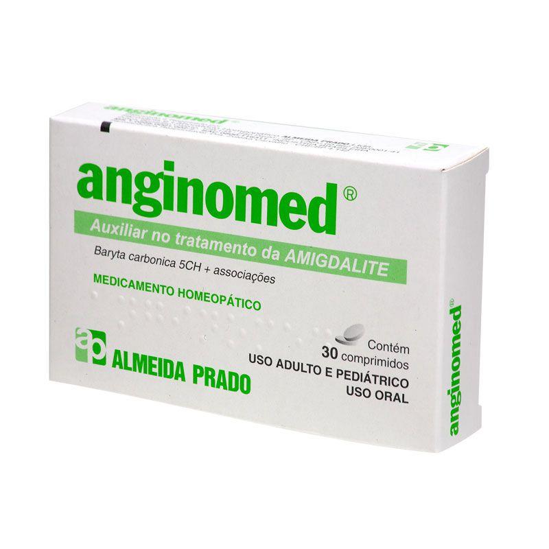 Anginomed 30 comprimidos Almeida Prado
