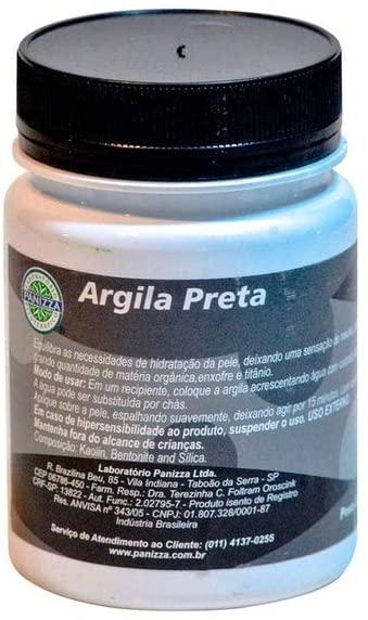 Argila Preta 200g Panizza