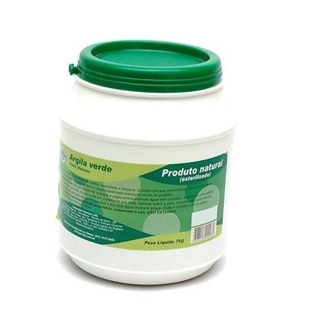 Argila Verde 1Kg Panizza