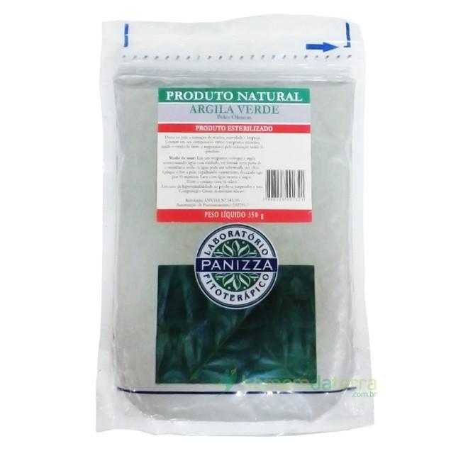 Argila Verde 350g Panizza