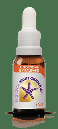 Auto Estima e Vitalidade Saint Germain 10mL