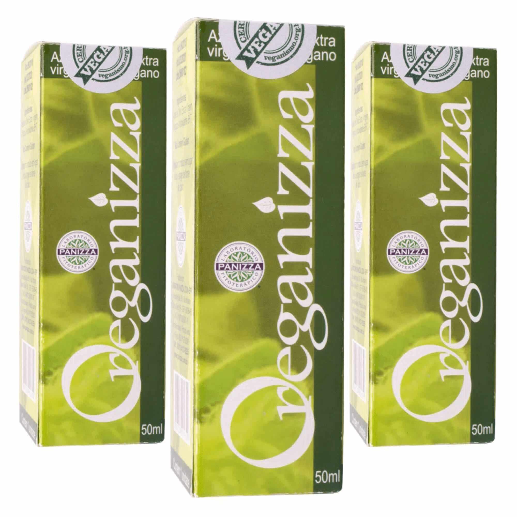 Azeite Extra Virgem C/ Orégano 50mL Panizza