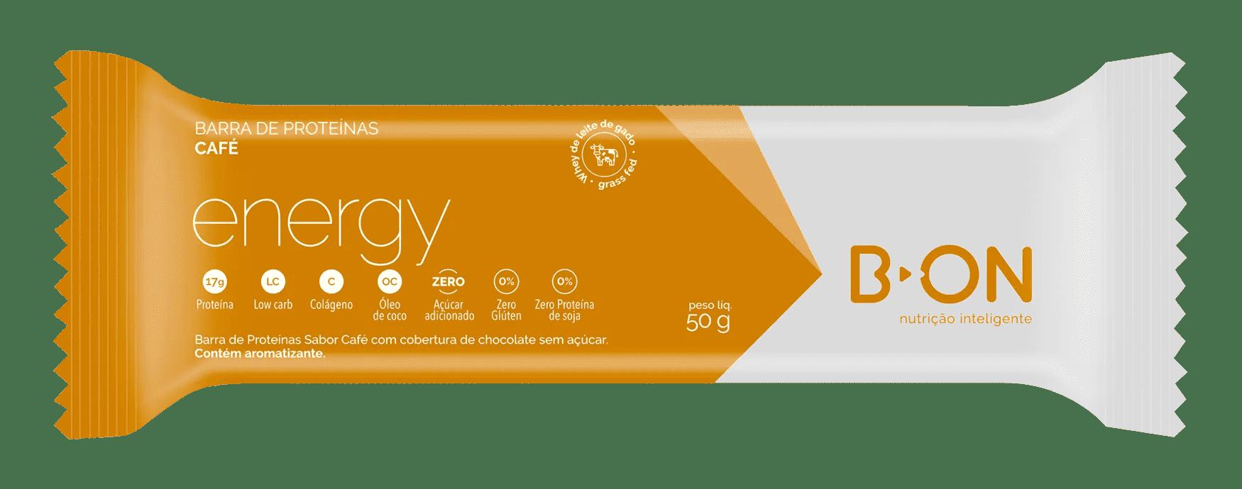 Barra Energy Café 50g B-On