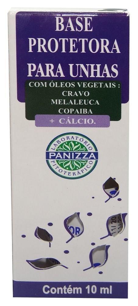 Base para Unhas Óleo Vegetal 10mL Panizza