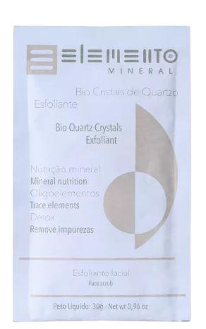Bio Cristais de Quartzo 30g Elemento Mineral