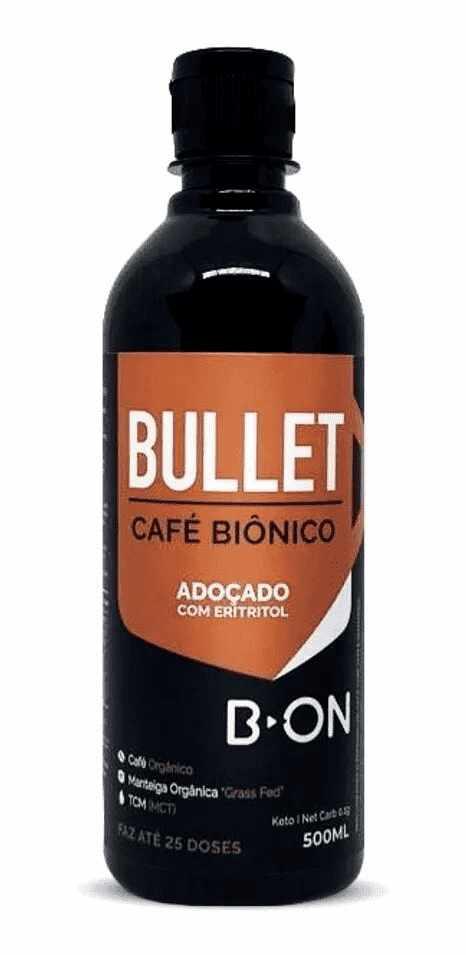 Café Biônico Adoçado 500mL B-On
