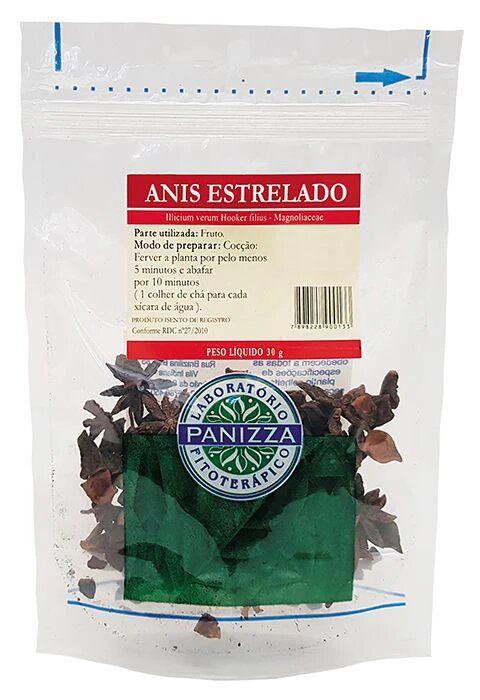 Chá Anis Estrelado 30g Panizza