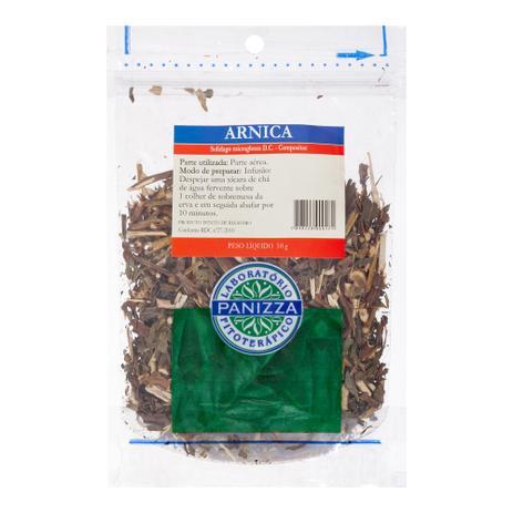 Chá Arnica 30g Panizza