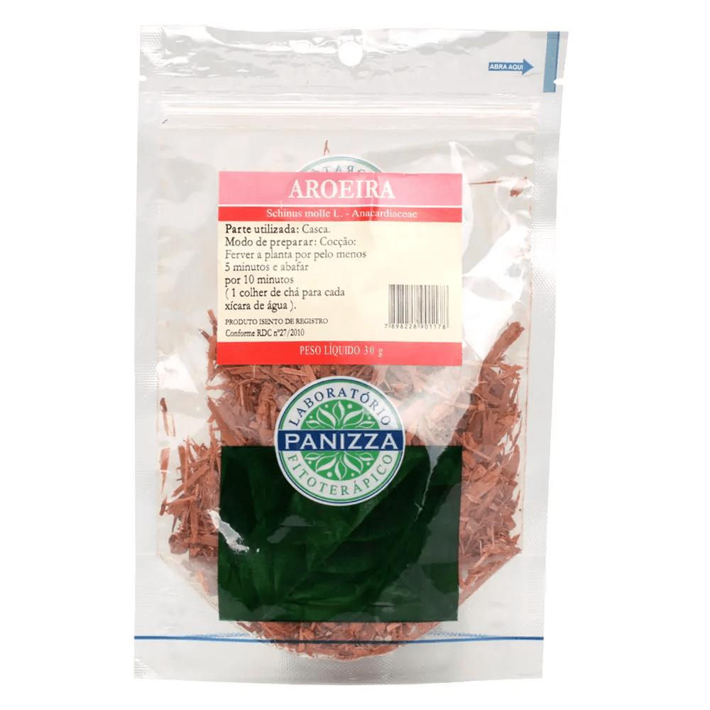 Chá Aroeira 30g Panizza