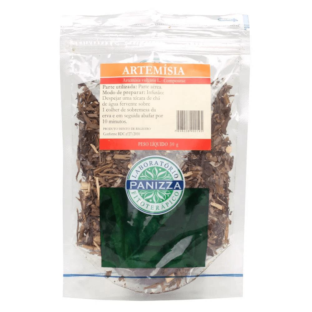 Chá Artemísia 30g Panizza