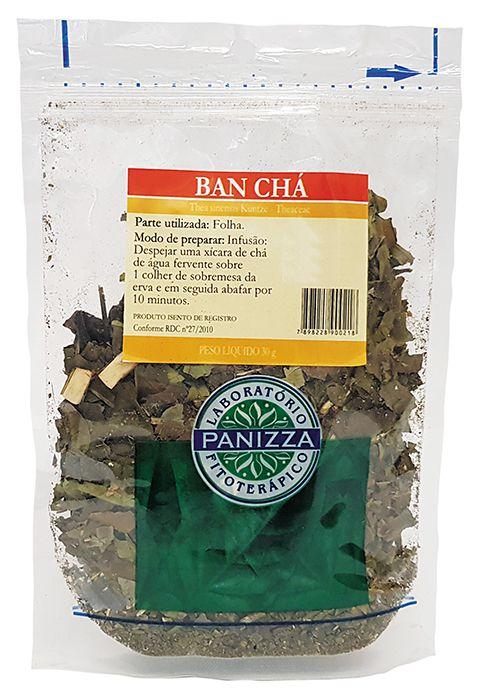 Chá Ban Chá 30g Panizza