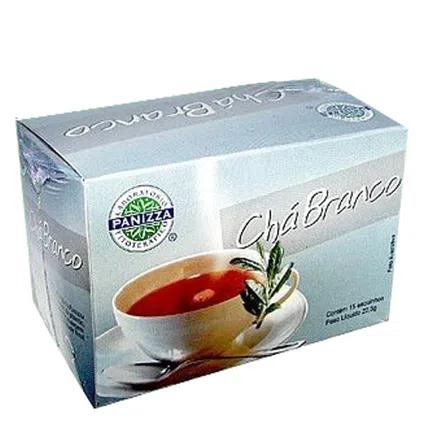 Chá Branco 15 Sachê Panizza
