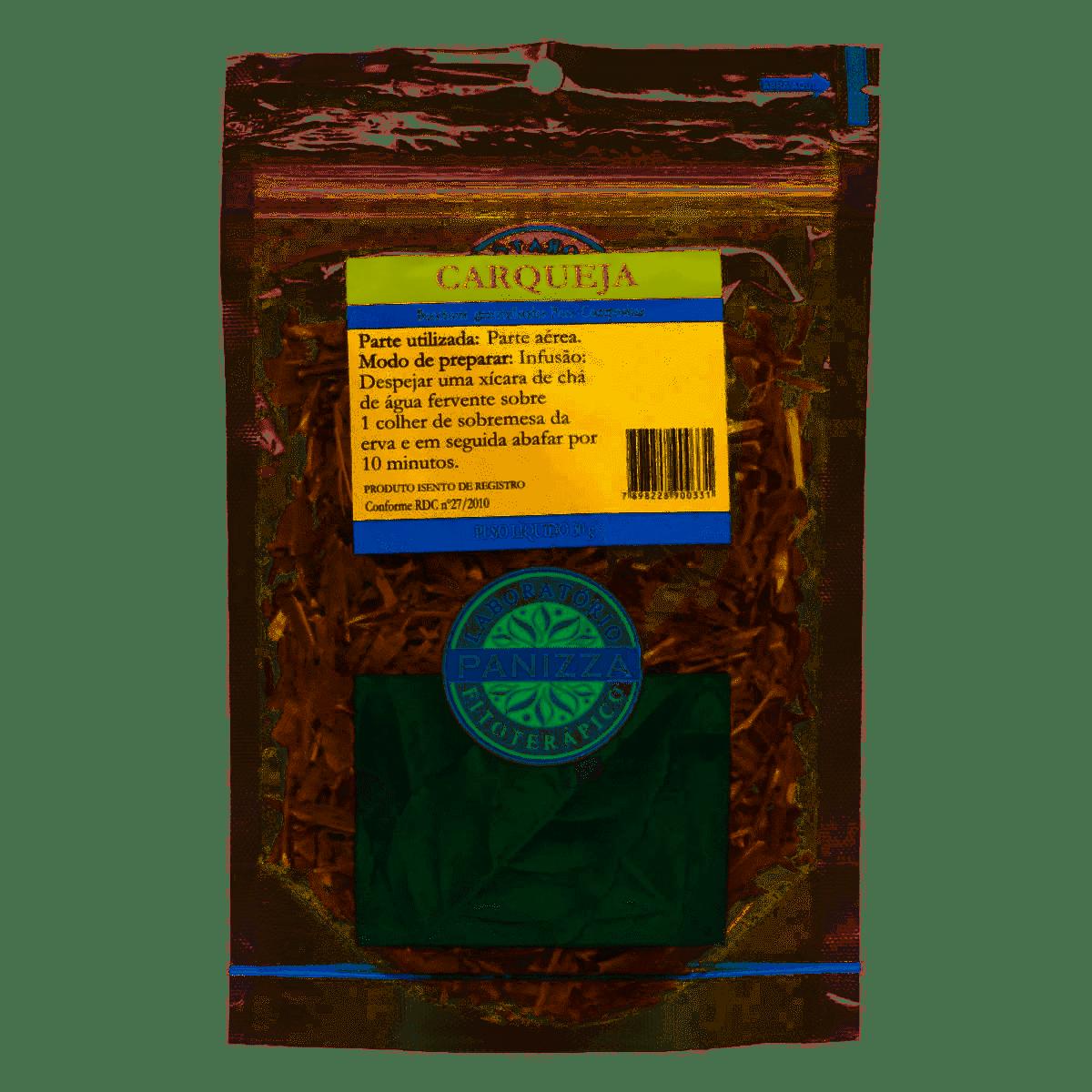 Chá Carqueja 30g Panizza