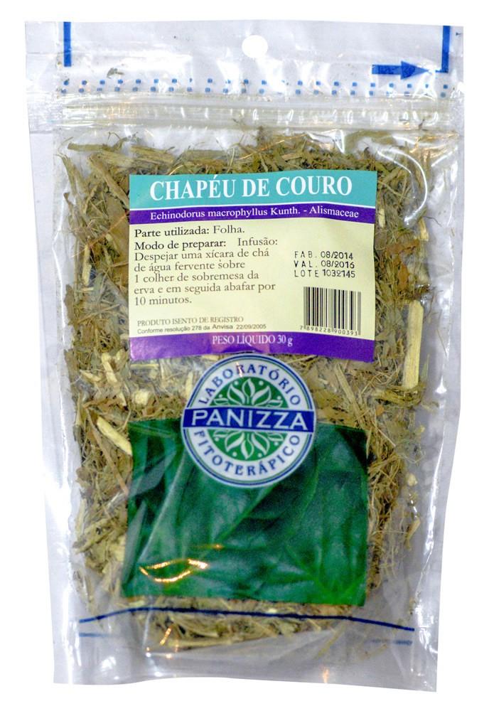 Chá Chapéu Couro 30g Panizza
