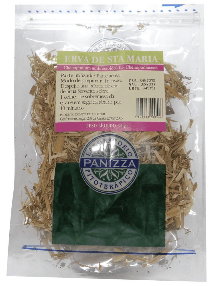 Chá de Santa Maria 30g Panizza
