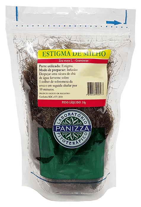 Chá Estigma Milho 30g Panizza