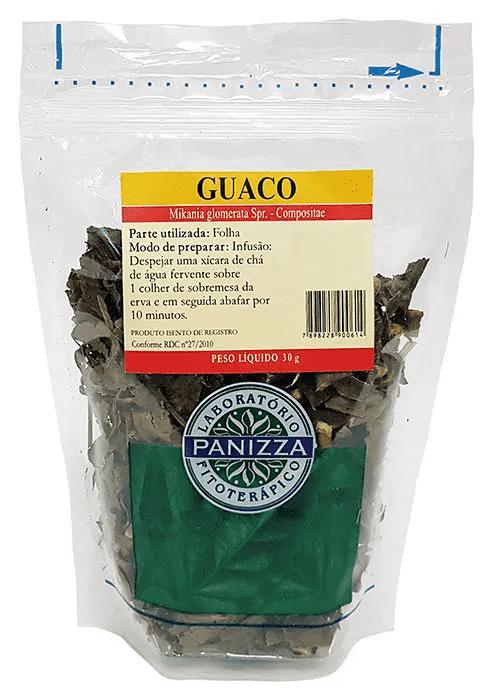 Chá Guaco 30g Panizza
