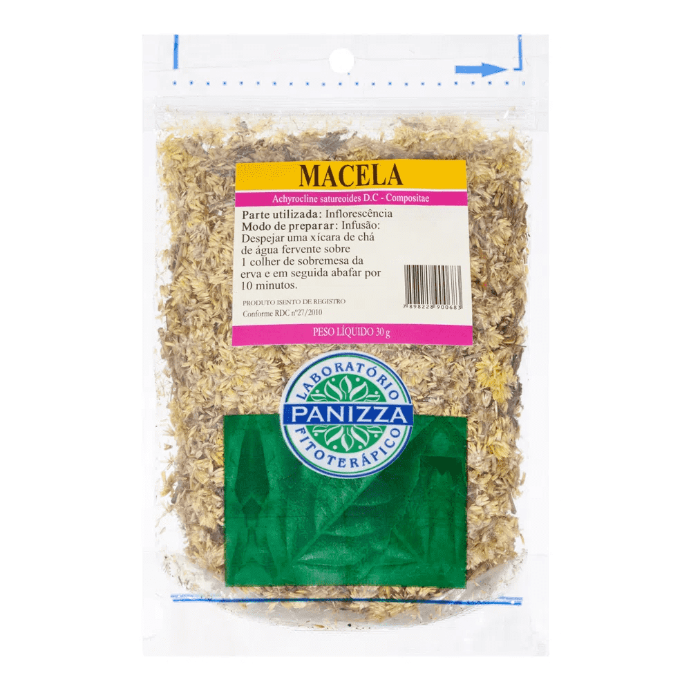 Chá Macela 30g Panizza