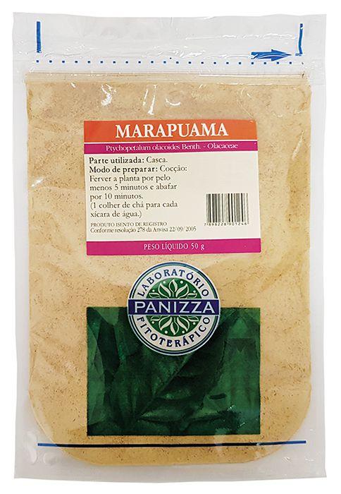 Chá Marapuama 50g Panizza