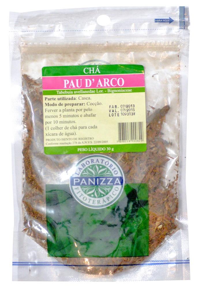 Chá Pau D Arco 30g Panizza