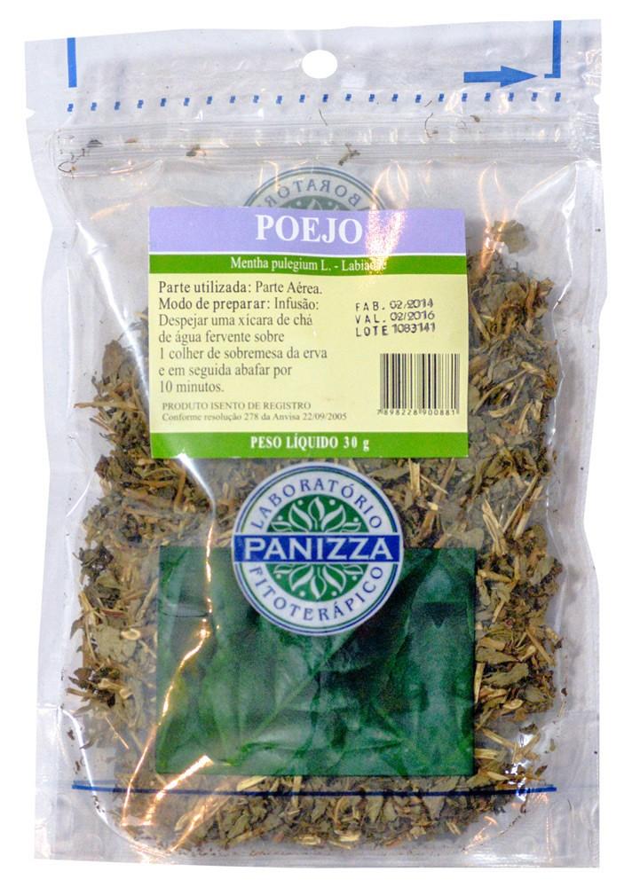 Chá Poejo 30g Panizza