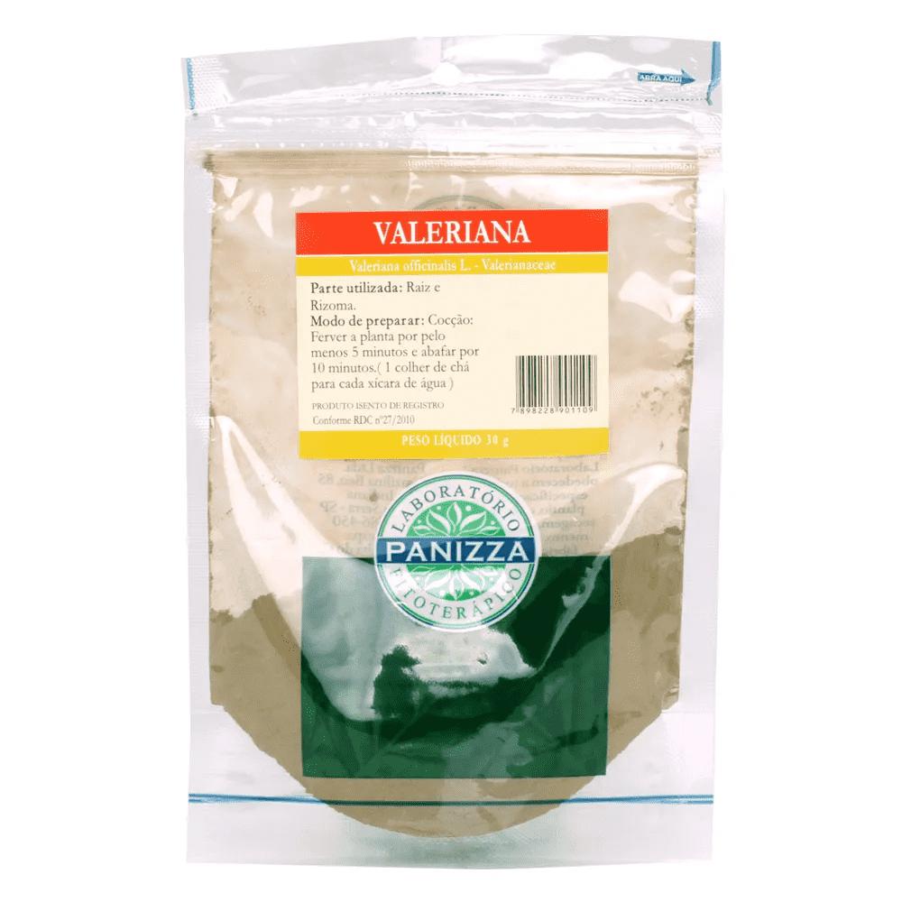 Chá Valeriana 30g Panizza