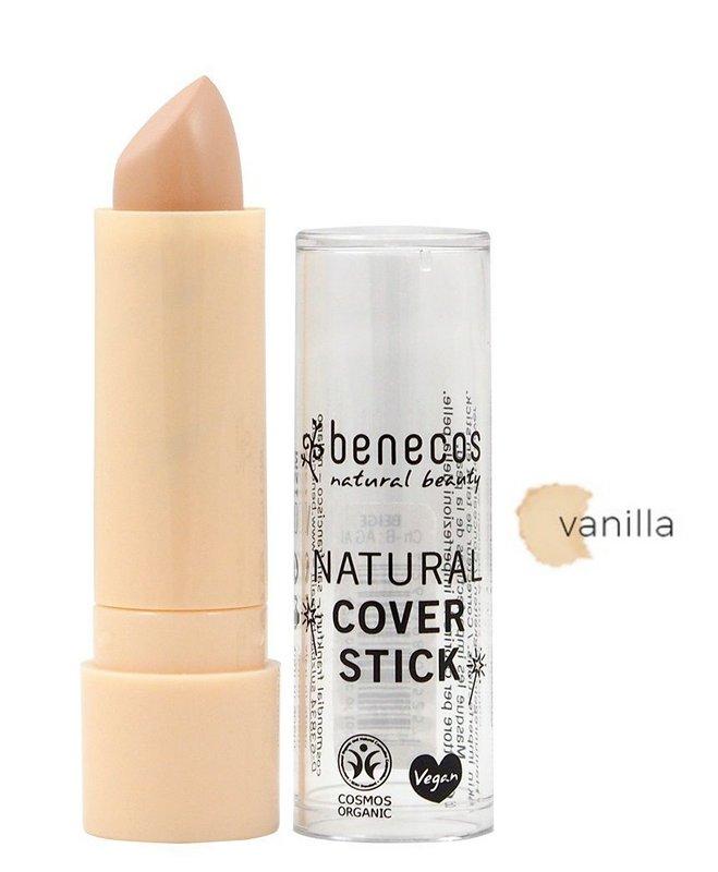 Corretivo Natural Cover Stick Vanilla Benecos