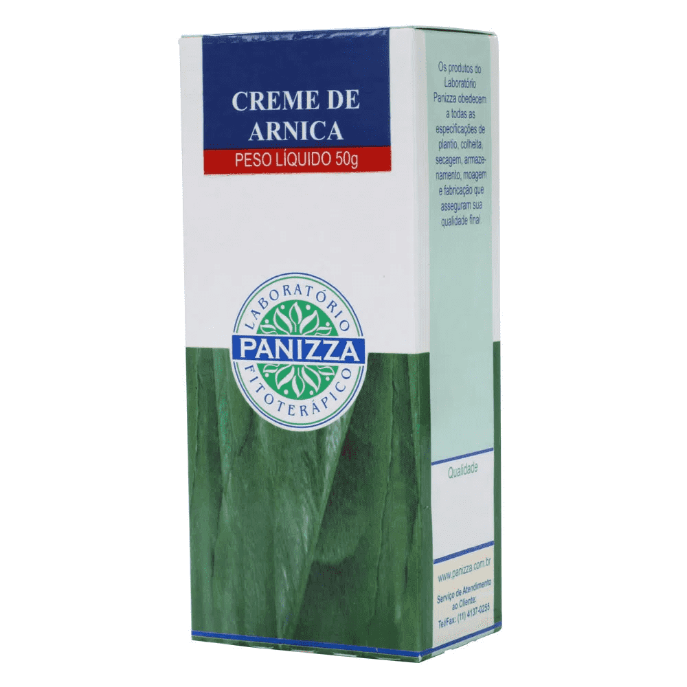Creme de Arnica 50g Panizza