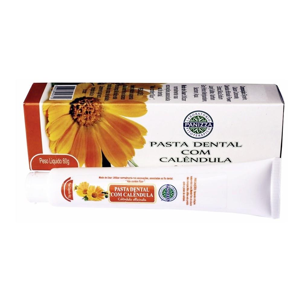 Creme Dental de Calêndula 60g Panizza