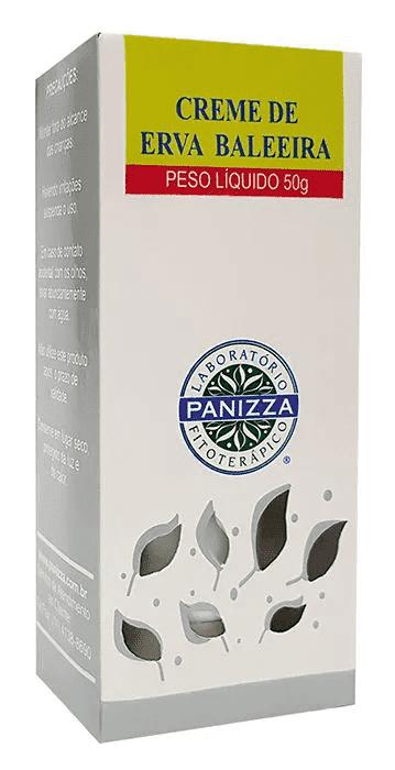 Creme Erva de Baleeira 50g Panizza