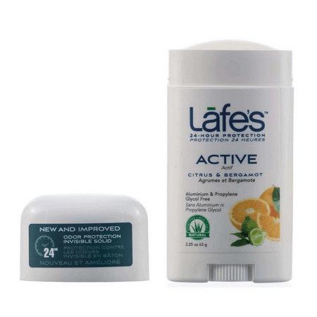 Desodorante Twist Active 64g Lafe´s