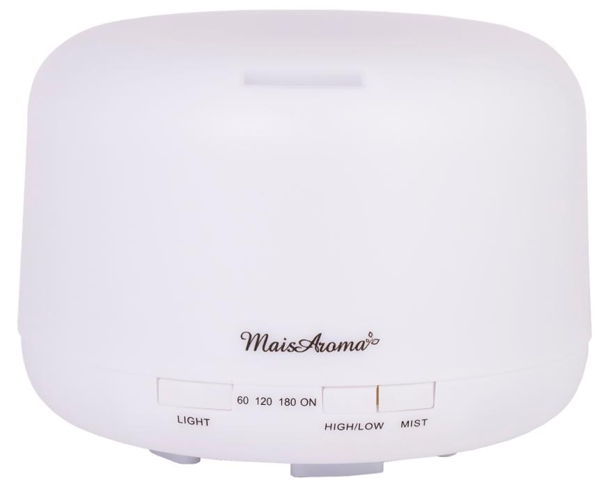 Difusor de Aromas Mod. H02 500mL Mais Aroma Cor Branco