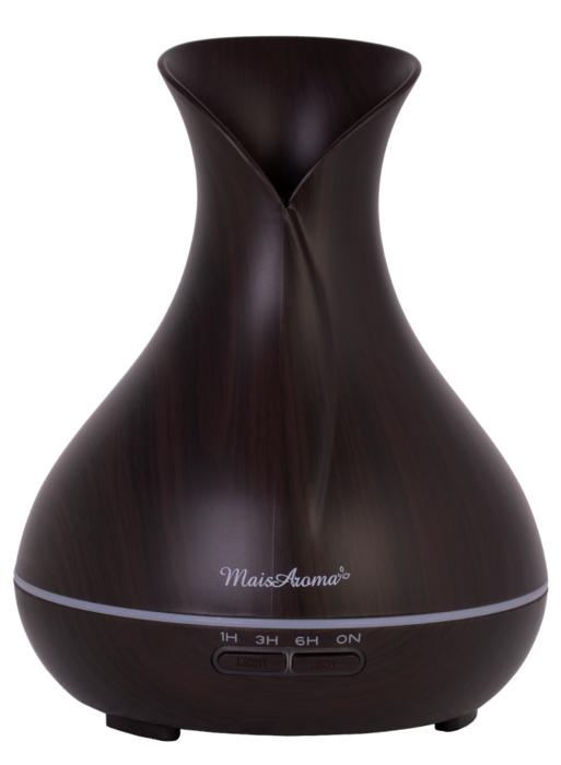 Difusor de Aromas Mod. H04 300mL Mais Aroma Madeira Escura