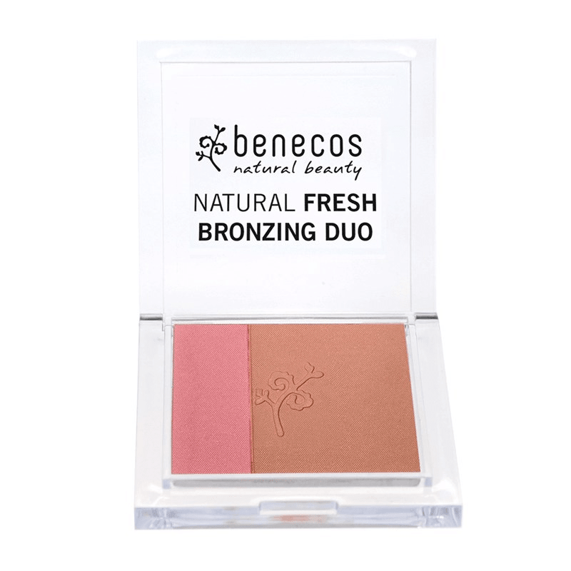 Duo Bronzing Blush Ibiza nights Benecos