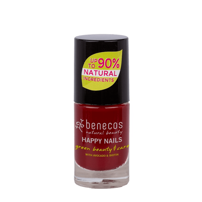 Esmalte Cherry Red 5mL Benecos