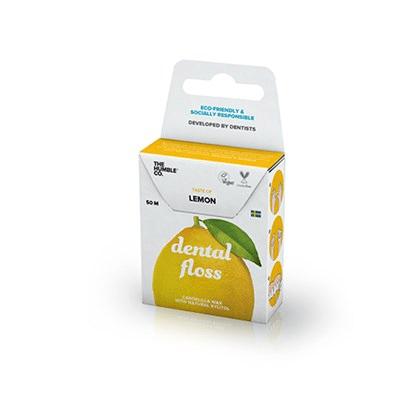 Fio dental Orgânico Lemon 50m The Humble