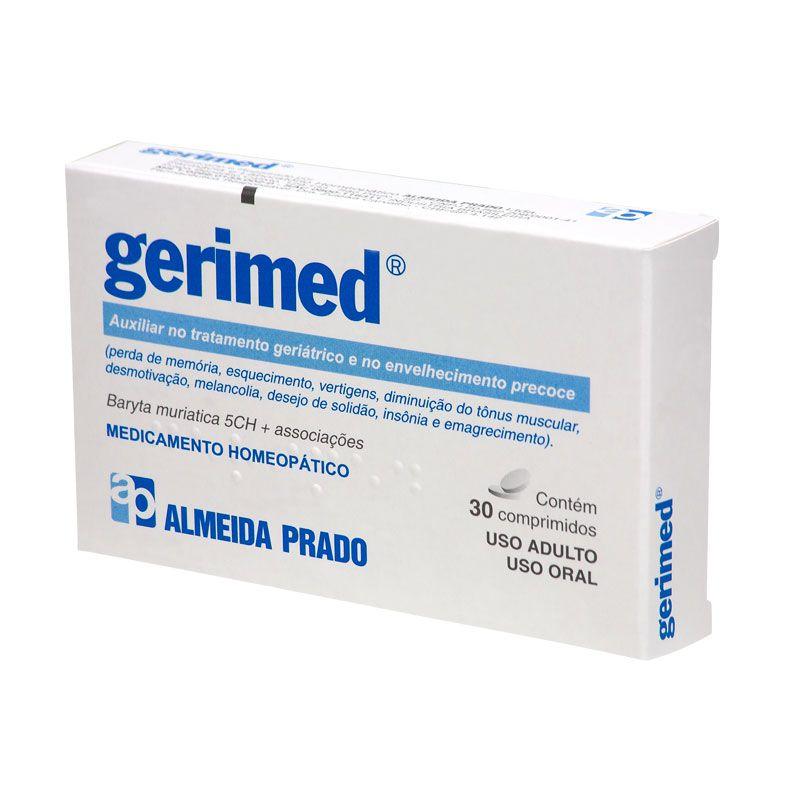 Gerimed 30 comprimidos Almeida Prado