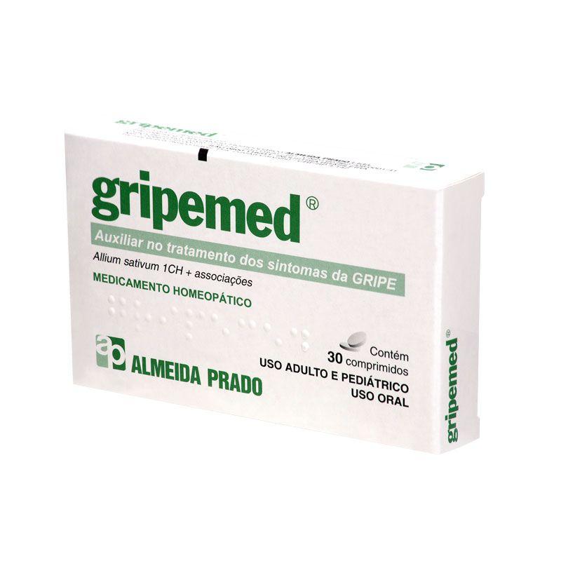 Gripemed 30 comprimidos Almeida Prado